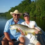 White river fishing guides