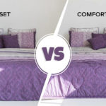 Difference Between Comforter Set and Duvet Set