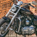 Buying a Salvage Harley Davidson from Auction