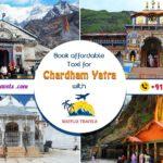 Chardham Yatra from Dehradun