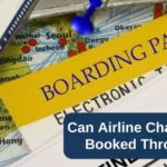 Can Airline Change Reservation Booked Through Expedia?