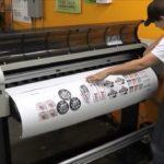 How we make Vinyl Stickers & Decals at Veteran-Led Heritage Printing in Charlotte NC & Washington DC