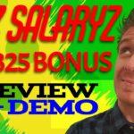 EZ SalaryZ Review, Demo, $3325 Bonus, EZSalaryz Review