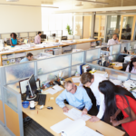 How does your office space impacts employees' productivity?