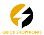 Custom Made Solid Roller Shutters Installation – Quick Shopfronts
