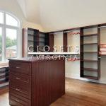 Custom Closet Design in virginia