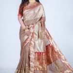 Style any day with a Saree