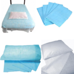 Use Disposable Non Woven Bed Sheet to Make a Patient Comfortable