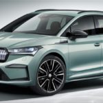 Skoda Enyaq iV is the first 100% electric SUV of the Czech brand
