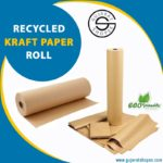 Buy Brown Kraft Paper Rolls Online for Various Packaging Requirements