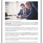 Why You Want to Partner With A CEO Peer Group Advisor