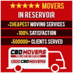 Best Removals Service in Reservoir