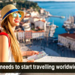 Why one needs to start travelling worldwide again?