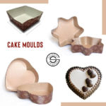 Square Shape Cake Mould – Amazing Variety of Moulds