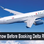 Things to Know Before Booking Delta Reservations