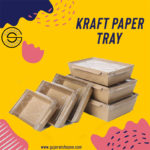 Benefits of Using Kraft Paper Trays with Lid