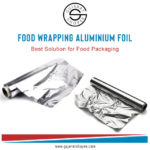 Advantage of Using Aluminium Foil Paper Roll