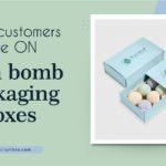 What customers love on bath bomb packaging?