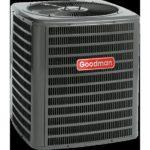 Goodman GSX130301 Air Conditioner 2.5 Tonnes 13 SEER 30000 btu/hr R410A