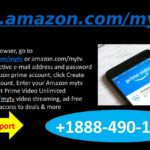 www.amazon.com/mytv: Enter Amazon MYTV Code- amazon.com/mytv