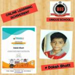 Students achievements – Unique School of Science