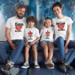 Get The Best Customized Family T-Shirts India At Laparwah