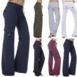 Ladies Palazzo Trousers Distrbiutor UK – Ladies Trosuers