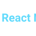 Hire React Native Developers In 1 Hour | Hire React Native App Developer