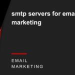 Email marketing server