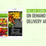 Must-Have Features Of On Demand Grocery Delivery Apps