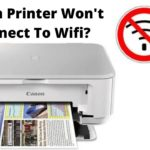 Steps To Fix Canon Printer Won't Print Issue