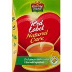 Red Label Natural Care Tea-Brooke Bond Tea Online   Cartloot