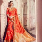 Different types of Sarees for wedding