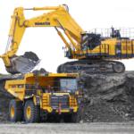 heavy earthmoving machines