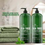 Tea Tree Shampoo / Conditioner – Botanichearth